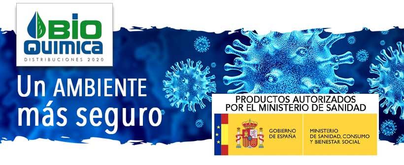 Distribuciones BioQuímica un ambiente más seguro